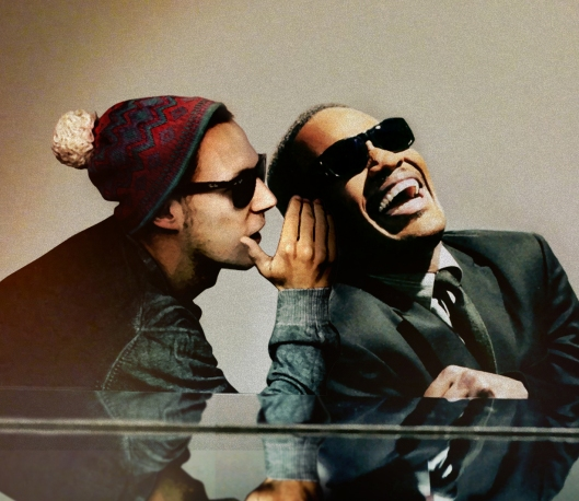 Cee-Roo and Ray Charles