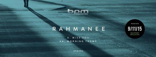 RAHmanee